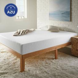 8 Inch Memory Foam Matress Comfort Body Support Medium Firm