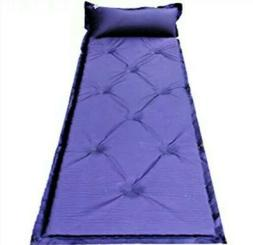 Air Bed Matress Portable Sleeping Pad with Pillow