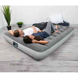 Air Bed Mattress Inflatable With Built In Ac Pump Sleeping C