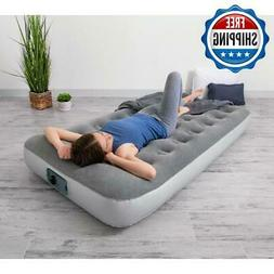 Air Bed Mattress Inflatable With Built In Ac Pump Twin Size