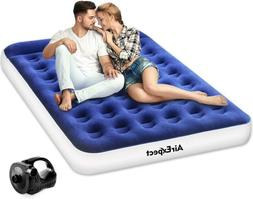 AirExpect Air Mattress Camping AirBed Queen  Twin Size Leak