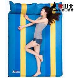 Airbed Automatic Inflated Picnic Camping Mat Outdoor <font><