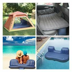 Inflatable Bed Matress For Car Travel Camping outdoor With 2
