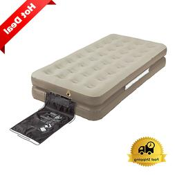 Coleman Inflatable Air Bed Camping Mattress Twin/King Size R