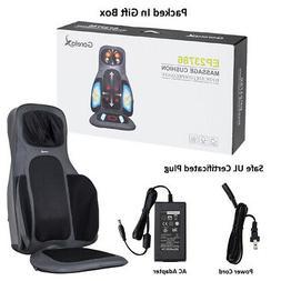 Comfort Shiatsu Neck & Back Massage Air Compression 3-Mode H