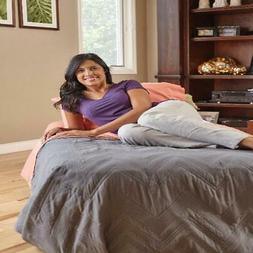 COLEMAN 2000021138 QUEEN SINGLE HIGH FLOCKED QUICKBED WITH 4D PUMP New