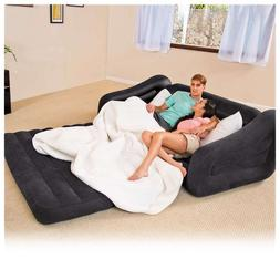 Intex High Quality Inflatable Pull Out Sofa Bed Queen Size A
