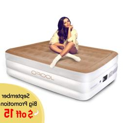 NXONE JOOFO Twin Air Mattress, Breathability and Comfort Dou