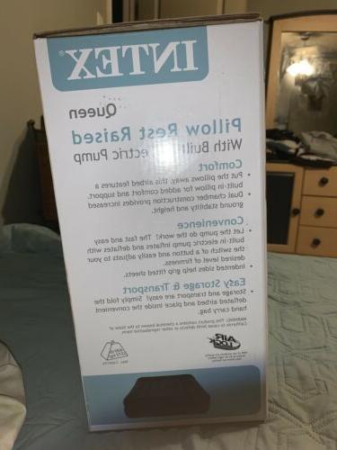 Intex X 16.5in Queen Matress