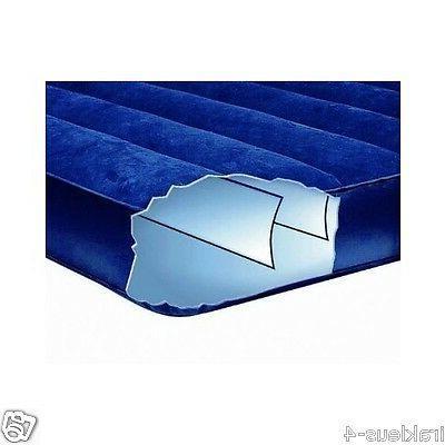 Air Matress Portable With Pillows Intex Queen