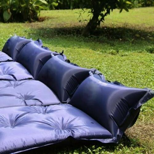 Air Matress Portable Sleeping Pad with Pillow
