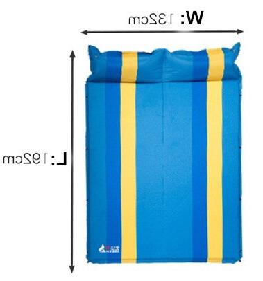 Airbed Camping <font><b>Matress</b></font> Sleeping with Double person