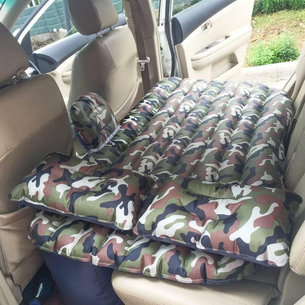 Camouflage Air Bed Inflatable Mattress