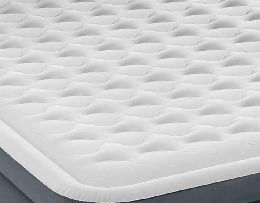 Inflatable In Pump Blow Up Overnight Bed New