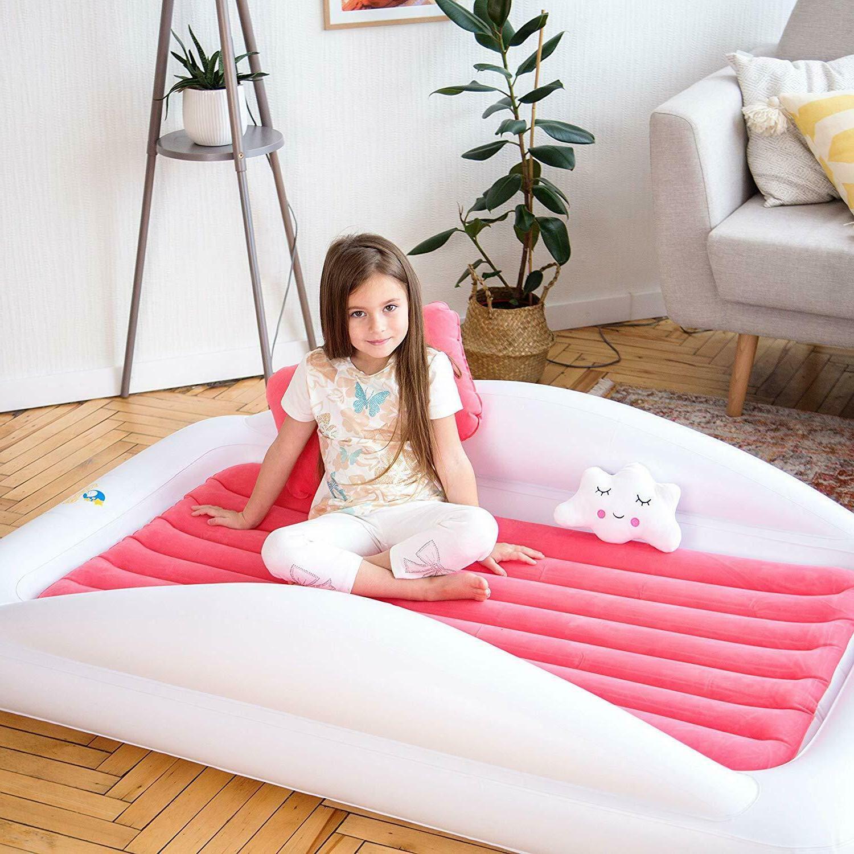 Sleepah Inflatable Bed – Portable Air Mattress set Kids