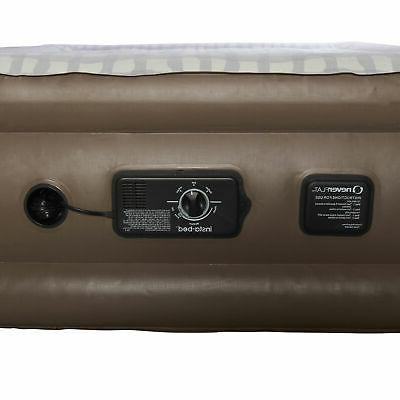Insta-Bed 840017BP Inflatable Queen Bed with