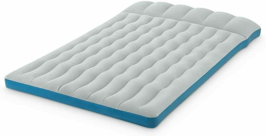 Intex Inflatable Airbed Camping Mattress Twin Size Th