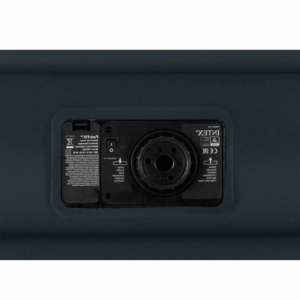 Intex Fiber Tech Bed with Pump,