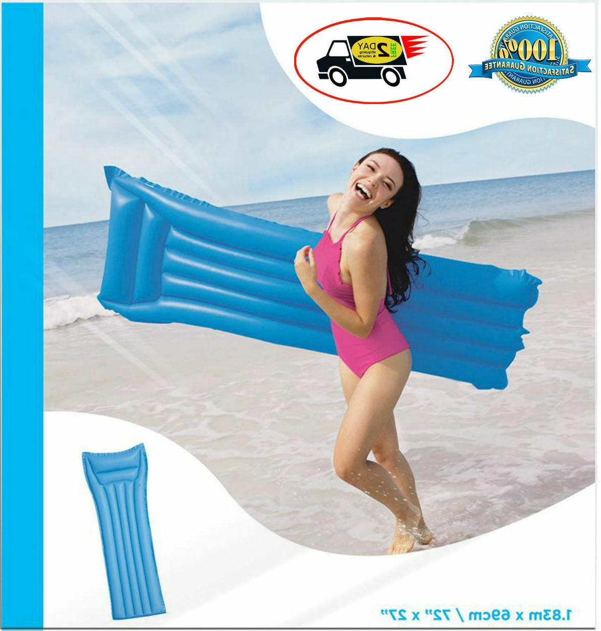 Small Inflatable Air Mattress Child Size Airbed Bed Camping Waterproof