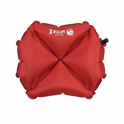 Klymit Pillow X Inflatable Camp & Travel Pillow, King's Camo
