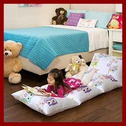 Mi Zone Kids Polyester Microfiber Printed Caterpillow Cover