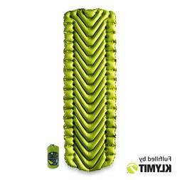 Klymit 4012794 Static V2 Inflatable Sleeping Pad