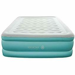 Updated Air Mattresses Queen With Built-in Pump, Full Size C