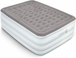 Etekcity Upgraded Air Mattress Blow Up Elevated Raised Bed I